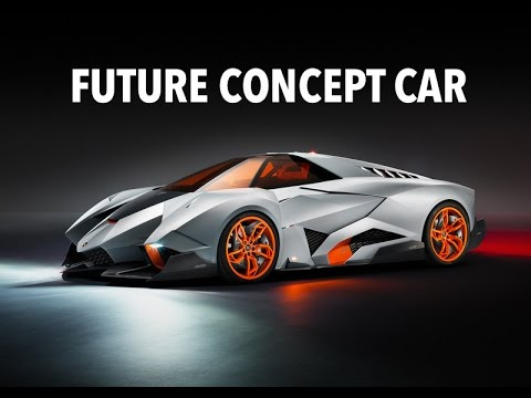 Top 8 Future Concept Cars For the Future - YouTube