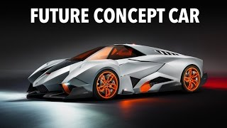 Top 8 Future Concept Cars For the Future