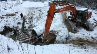 mitinO2.com дорога к Волоколамскому шоссе Митино О2(, 2016-01-25T08:20:12.000Z)