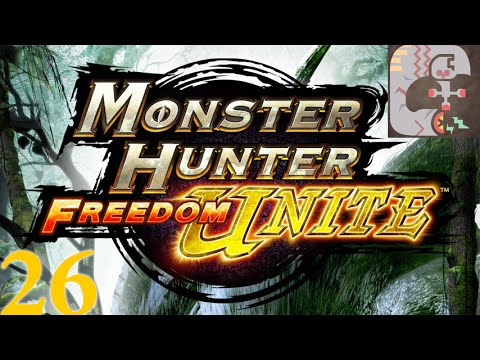 Monster Hunter Freedom Unite - Ep 26 - 3 errores de novato en un unico video