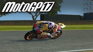 vuclip MotoGP 17 Gameplay: CLASSIC BIKES!! - Casey Stoner at Phillip Island