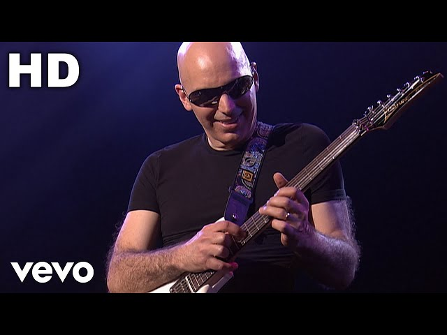 Joe Satriani - Always with Me, Always with You (from Satriani LIVE!) [Official Video]