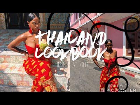 THAILAND LOOKBOOK | Phuket- THAILAND | Maryjane Byarm