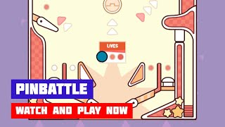 Pinbattle · Game · Gameplay