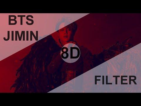 BTS JIMIN - FILTER [8D USE HEADPHONE] 🎧