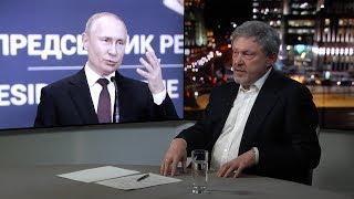Григорий Явлинский: кризис приближается