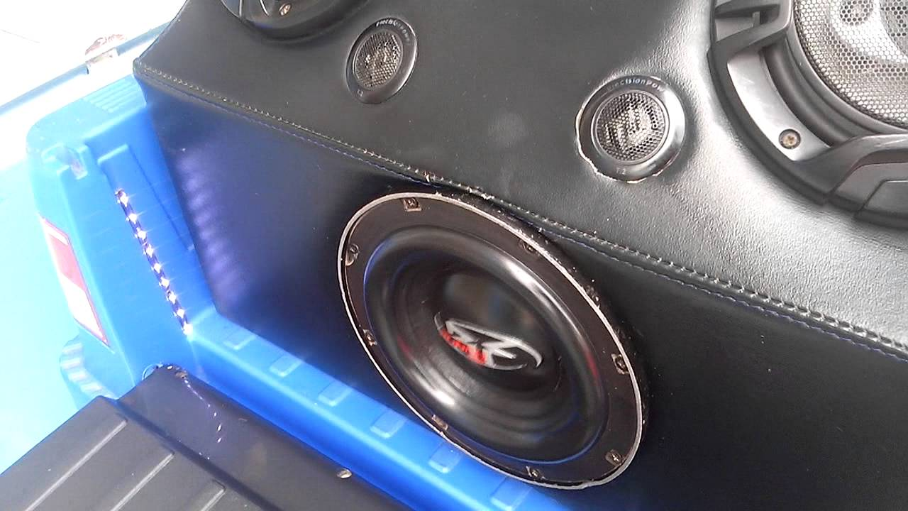 Rockford Fosgate Punch Hx2 8 Youtube Subwoofer