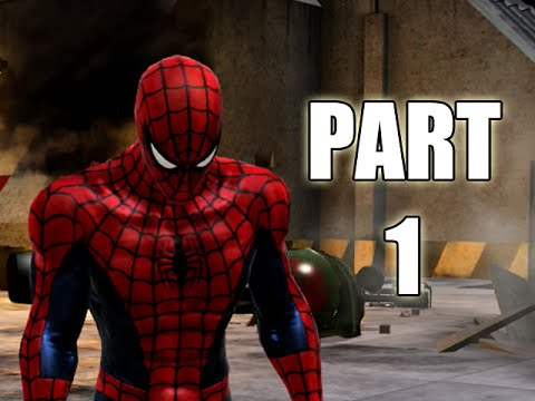 SPIDER-MAN: WEB OF SHADOWS - EPISODE 1 - I AM SPIDER-MAN