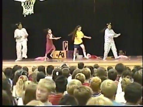 1999 Maeser School talent show