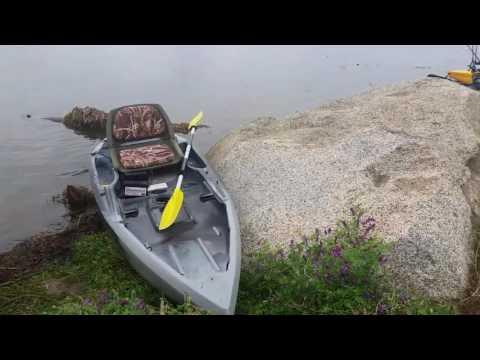Blackwater kayak anglers Meet EASTMAN LAKE 2016