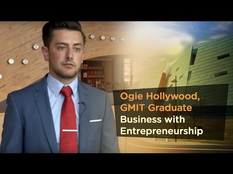 Business with Entrepreneurship  - Galway Mayo Institute of Technology - GMIT