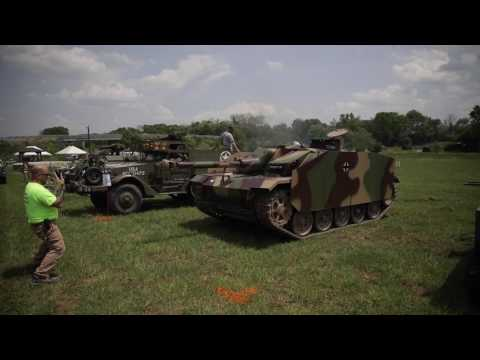Tanks, Armored Vehicles Featured At U.S. Army Heritage And Education Center Army Heritage Days