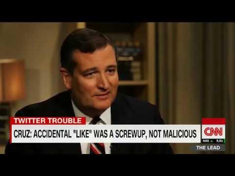 Sen.Ted Cruz on porn Tweet- 'It was not me'