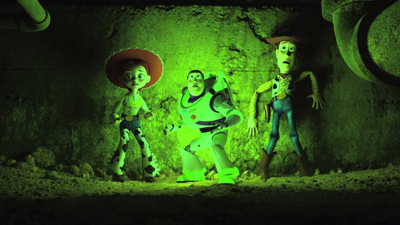 Pixar Toy Story Of Terror