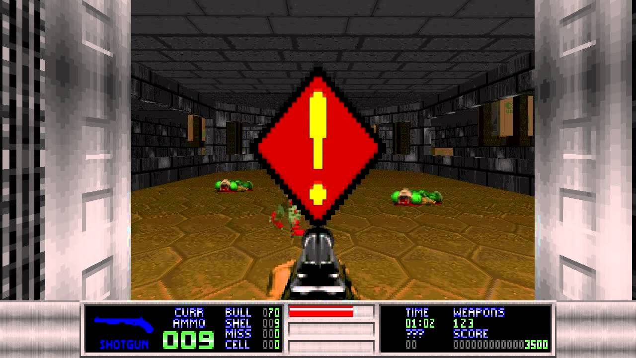 Doom: Evil Unleashed - Chaos Field Generator