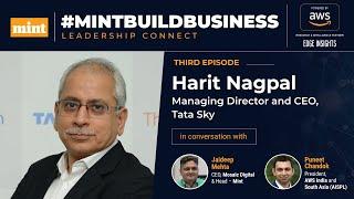'MINTBUILDBUSINESS' Leadership series with Harit Nagpal, Puneet Chandok and Jaideep Mehta