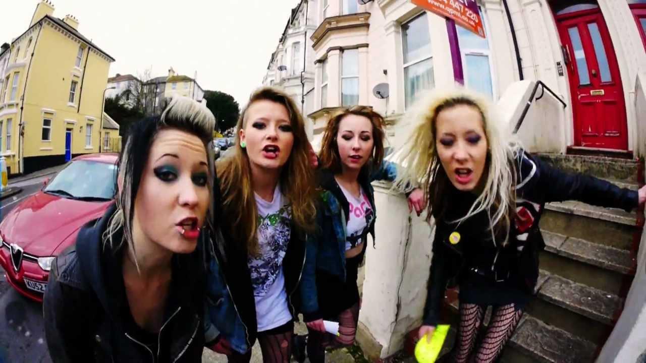 naughty gothic girls