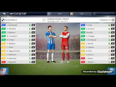 tenue dream league soccer 2018 raja