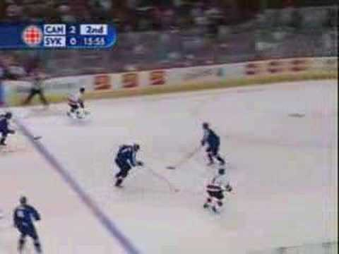 Canada - Slovakia, World Cup 2004 Group Game