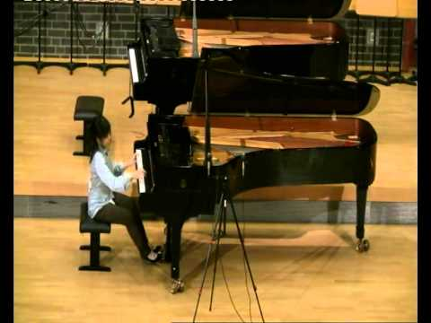 Sukyeon Kim plays Chopin Etude op. 10 no. 4
