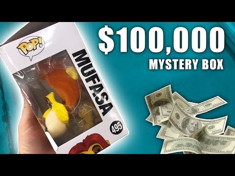 Popcorn With Flix Mystery Box Hunt $100000 Scam