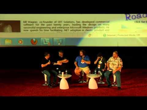 .NET Rocks Live! Debate the Future of Mobile Development