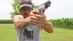 EAA Witness Elite Match 45ACP review shooting