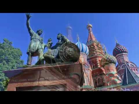 เที่ยวรัสเซีย 96 Hours In Russia 2