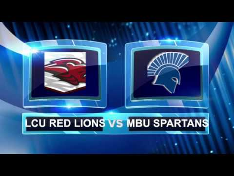 LCU Red Lions VS MBU Spartans