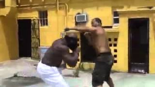 Kimbo Slice vs. Chico