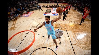 Download lagu 2020 NBA Dunk Contest Full Highlights