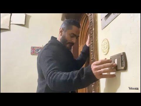 تامر حسنى يفاجئ طفلا يتمني رؤيته بالزيارة فى منزله لدعمه فى أزمته
