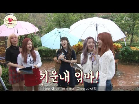 Red Velvet_A Picnic On A Sunny Afternoon PART 1 - Clip 2