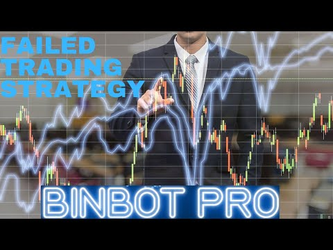 binbotpro trading strategy that failed to generate good cash live trading