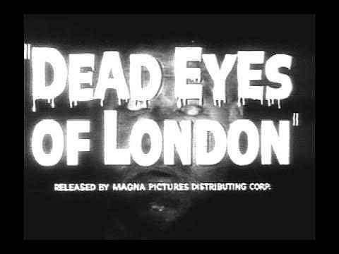 The Dead Eyes Of London - Joachim Fuchsberger, Klaus Kinski, Karin Baal