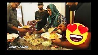 Eid Special Vlog || വീണ്ടും ഒത്തുചേരാമെന്ന പ്രതീക്ഷകളോടെ...... || Ep#583 || Salu Kitchen Special