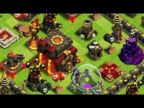 Clash of clans - inferno tower - YouTube
