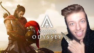 Assassin's Creed Odyssey: Ancient Greece Gameplay