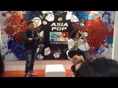 Asia Pop Comicon Manila: Natalie Emmanuel