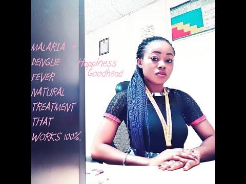 MALARIA & DENGUE FEVER NATURAL TREATMENT THAT WORKS 100%. thumbnail