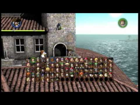 Lego Pirates of the Caribbean - The Green Flash