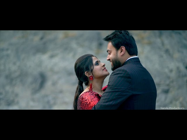 Best Pre Wedding 2019 / Jatin & Divya / Narula Production's / Perfect Song For Perfect Couple