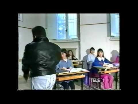 Gino  Ehi Gino  La prof d'inglese  Gialappa's  Mai dire tv