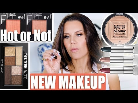 NEW MAYBELLINE COLLECTION | Hot or Not
