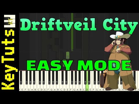 Learn To Play Driftveil City From Pokemon Black And White Easy Mode Youtube Hope you guys like it! learn to play driftveil city from pokemon black and white easy mode