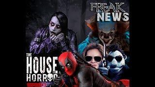 House Of Horror - Freak News: Deadpool muere, Lars Von Trier, The Happytime Murders.