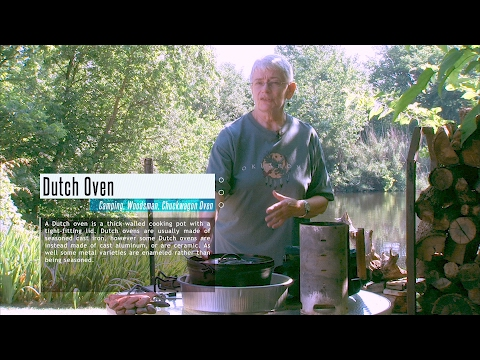 Dutch Oven Cooking 101