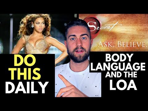 Body Language and the Law of Attraction (How to Apply it to Attract what you want)