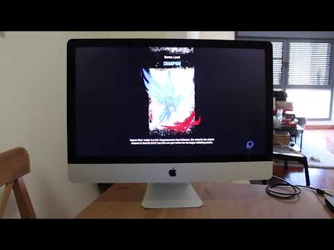 how to connect your xbox one to your imac
