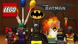 Lego Batman Movie Joker´s Balloon Escape Set Review 70900 + Adventure and Story